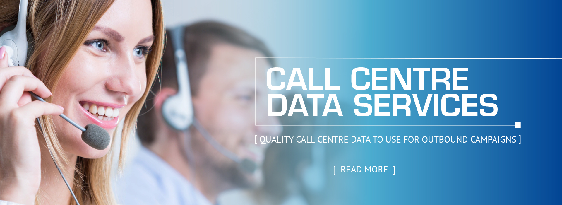 Call Centre Data Services
